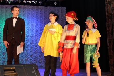 Детская театральная студия «Грани» -  городской конкурс