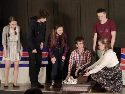 Детская театральная студия «Грани» - областной фестиваль