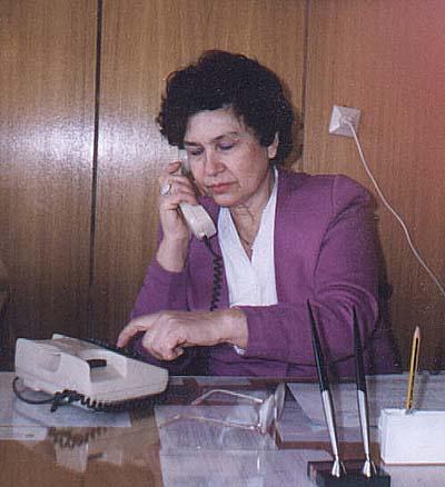 Савина Татьяна Александровна