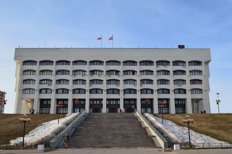Здание Владимирской областной администрации